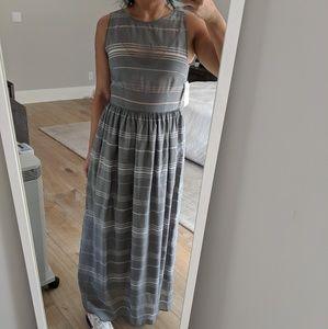 Grey Iris & Ink dress